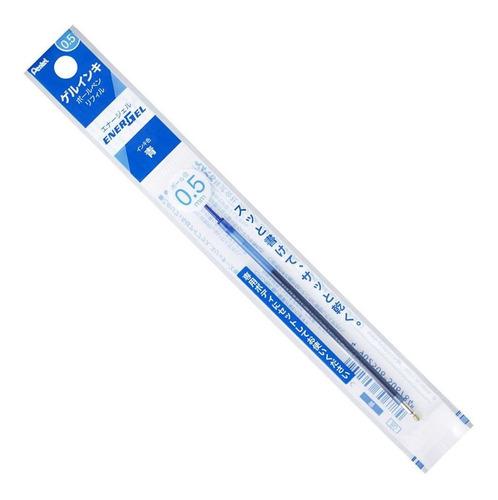Refil Energel Gel 0,5 Mm Azul Iplus I+ Xlrnt5-c
