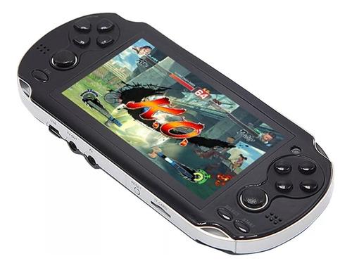Mini Vídeo Game Portátil Retrô + 500 Jogos Mp5 Tomate Ay-002