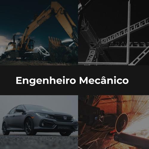 Engenheiro Mecânico Em Mg - Laudos Técnicos E Art