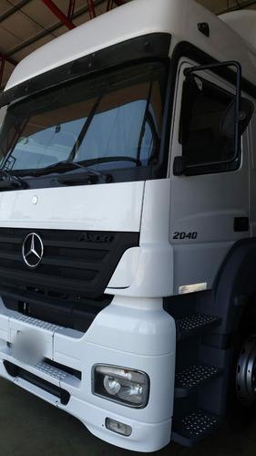 Mercedes-benz Axor 2040n2011 Caja Automática $2.500.000