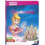 Livro Infantil Monte E Brinquedo Cinderela Castelo Crianças