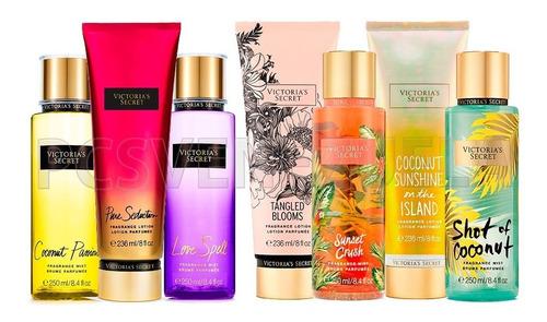 Victoria's Secret - Cremas, Splash Y Mas - 100% Original