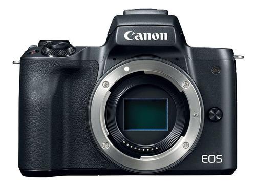 Canon Eos M50 Sin Espejo Color  Negro