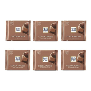Chocolate Ritter Mousse De Chocolate Pack X 6 - Cuotas