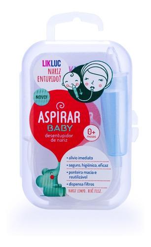 Aspirador Nasal Para Bebês Aspirar Baby - Likluc Menor Preço