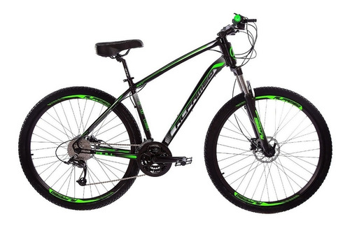 Bicicleta Alfameq Bull Aro 29 Freio A Disco Hidráulico 27v
