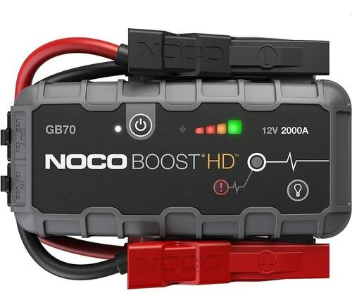 Batería Arrancadora Noco Boost Hd Gb70