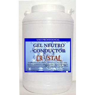 Gel Neutro Electrodos,ultrasonidos 5 Kg. Stock Permanente