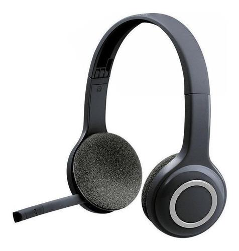 Audífonos Inalámbricos Logitech H600 Black