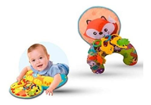Almofadinha Apoio Bebê Conforto - Zp00741 - Zoop Toys