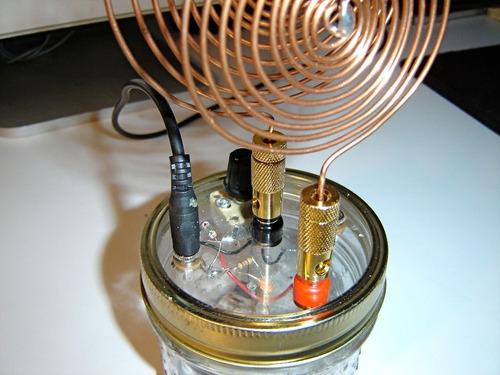 Radio Dos Espiritos Esquema De Construçao (radiostesia)