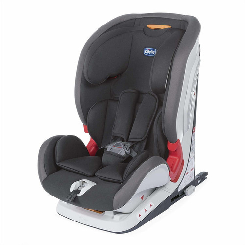 Cadeira De Automovel Youniverse Fix Jet Black Chicco 55770