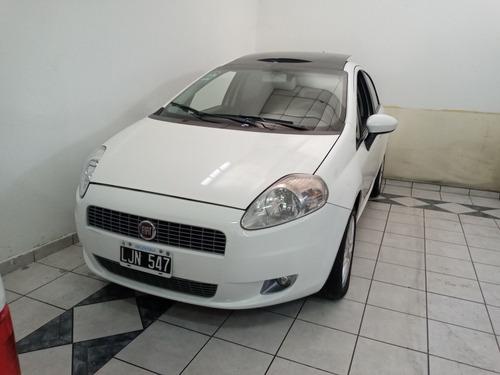 Fiat Punto 1.6 Essence Pack Tech 2012