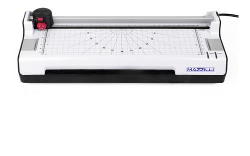 Plastificadora Nova Laminadora Refiladora A4 Ma320 3x1