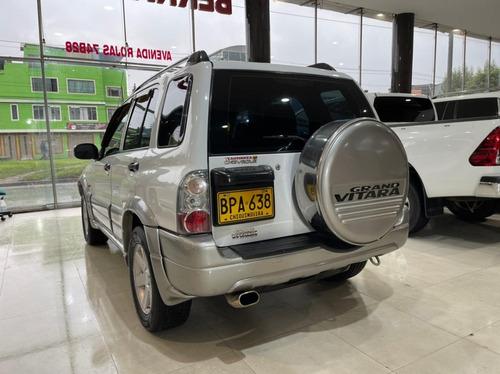 Chevrolet Grand Vitara 4x4 2.500cc Modelo 2005