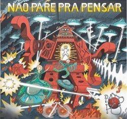 Cd Pato Fu - Nao Pare Pra Pensar - 2015 Original