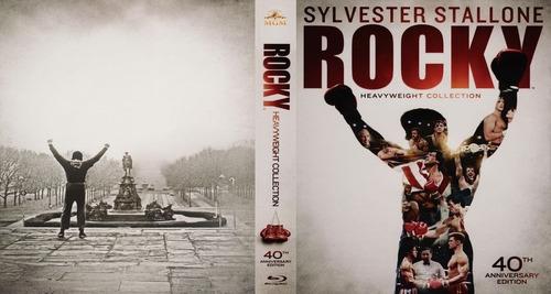 Rocky: Heavyweight Collection - Blu-ray