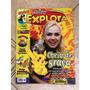 Revista Disney Explora 69 Eliana Olimpíadas Pikachu E730