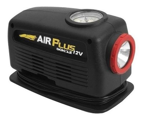Compressor De Ar Mini Bateria Portátil Schulz 12v Automotrizair Plus 12v 12v