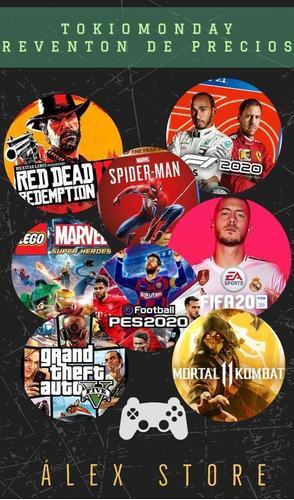Venta De Videojuegos Y Accesorios Ps4 Ps3 Xbox