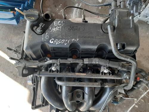 Motor Parcial Eco Sport 2005 1.6 8v