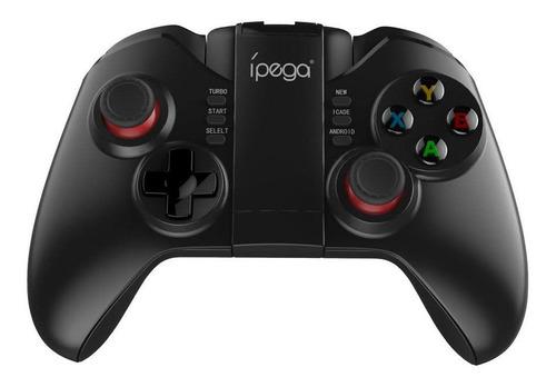 Controle Joystick Sem Fio Ipega Pg-9068 Preto