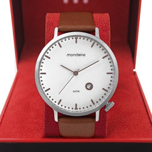 Relógio Masculino Mondaine 99385g0mvnh2