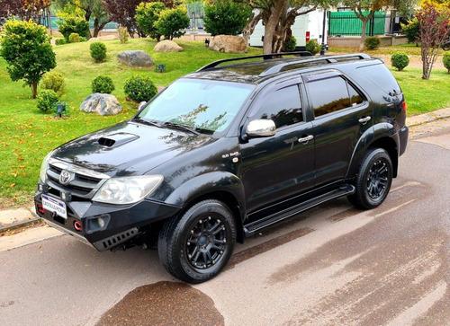Toyota Hilux Sw4 3.0 Tdi Srv Mt (l05) 2007