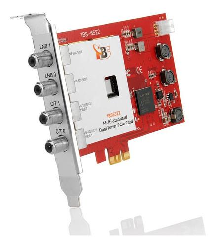 Placa Tbs6522 Multi Standard Pci-e