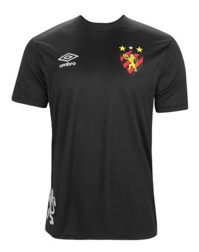 Camisa Sport Recife Camiseta Umbro Original G Vermelha Plus