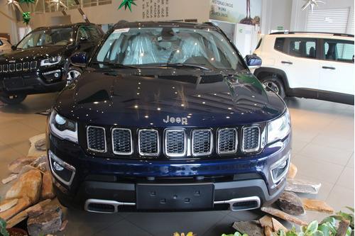 Jeep Compass 2.0 Tdi Limited 4x4 (aut)