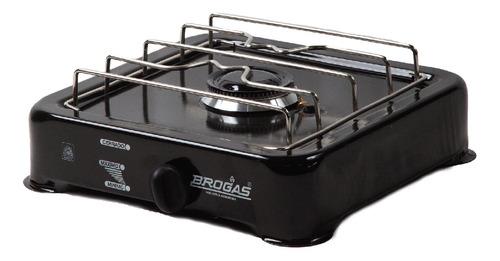 Anafe A Gas Brogas 8100  Negro