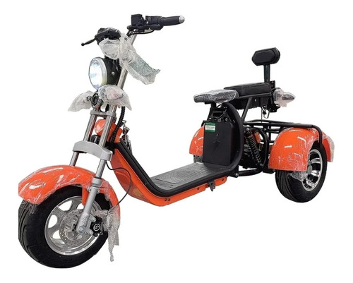 Triciclo Scooter Elétrica 3 Rodas / Patinete Elétrico