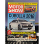 Revista Motor Show Ed 405 Abril 2017 Corolla 2018