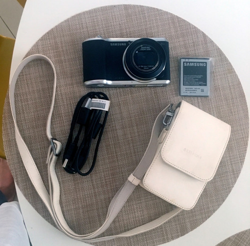Smart Camera Samsung Galaxy 2 16.3mp Zoom 21x Wifi Android