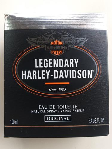 Perfume Harley Davidson  Original 100ml