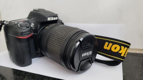 Nikon D7100 + Af-s Nikkor 18-140mm 1/3.5-5.6g - 19345 Clicks