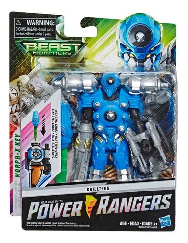 Power Rangers Beast Morphers Juguete Figura De Acción 15 Cms