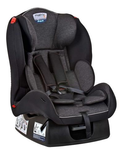 Cadeira Infantil Para Carro Burigotto Matrix Evolution K Mesclado Negro