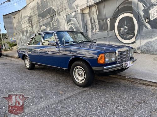 Mercedes Benz 1977 240 D