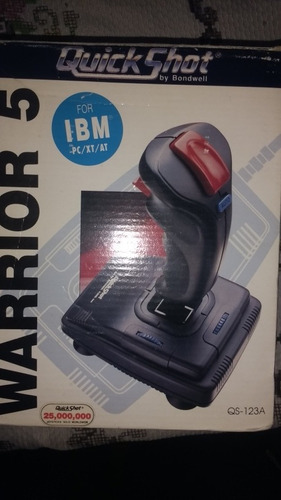 Joystick Pc Quickshot Warrior 5