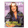 Revista Manequim Glória Pires Abr 2002 N 508 C/moldes
