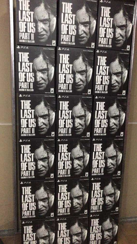 Preventa Oficial The Last Of Us Part 2 Collector Edition