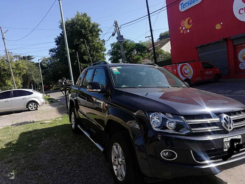 Volkswagen Amarok 2.0 Cd Tdi 4x2 Highline Pack C33 2014