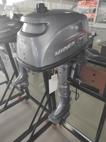 Motor Popa Hidea 5 Hp 2tempos