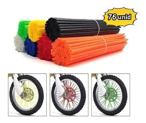 Protetor De Raios Bike Bicicletas Motos Rodas Varias Cores