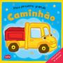 Livro Infantil Meu Pequeno Grande Caminhão Editora Zast
