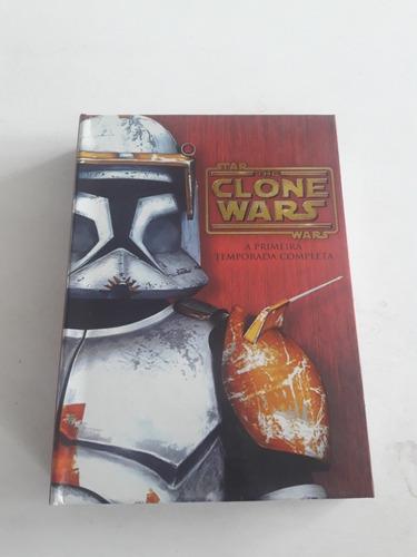 Star Wars 1° Temporada The Clone Wars