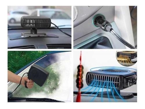Desempañador Calefactor Auto 12v Muy Bueno