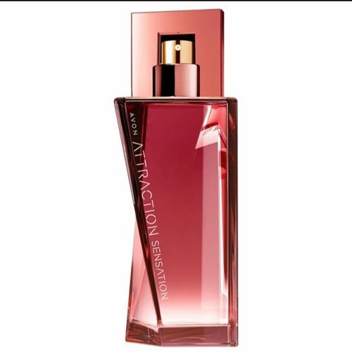 Perfume Avon Atraction Sensation Mujer